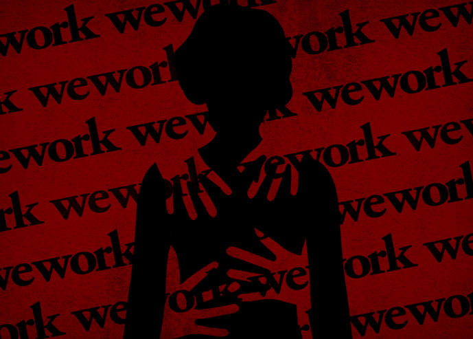 Crossbow-wielding manager sexually harassed WeWork staffer, latest discrimination suit claims