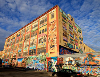 5Pointz before demolition (Wikipedia)