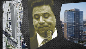 A breakdown of the biggest bribes and what's next in the historic scandal of LA City Council member Jose Huizar (Getty, DiMarzio | Kato Architecture, Department of City Planning, iStock)