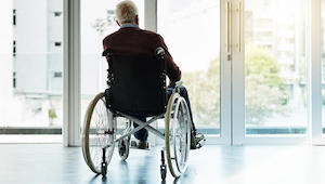 Investors are still bullish on senior housing, despite headline struggles in nursing care facilities throughout the pandemic. (Getty)