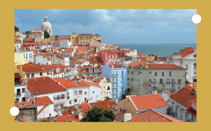 Lisbon, Portugal (Unsplash)