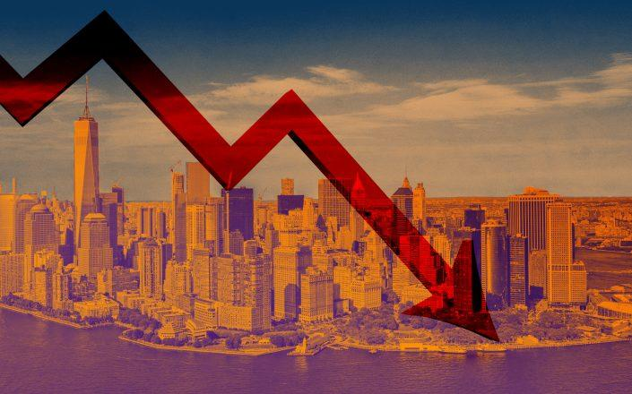 As Lower Manhattan's sales and leasing volume slowed last quarter, prices and rents remained high. (iStock)