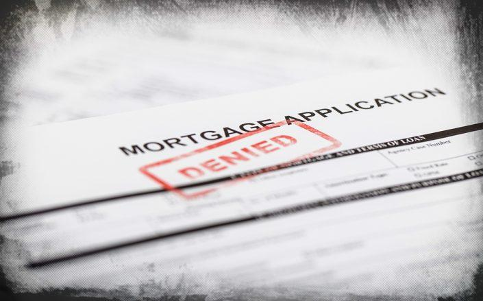 A new study shows the rate at which Black homebuyers are denied mortgages