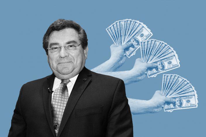 NY Community Bank president Joseph Ficalora
