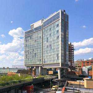 Standard High Line at 848 Washington Street in Manhattan