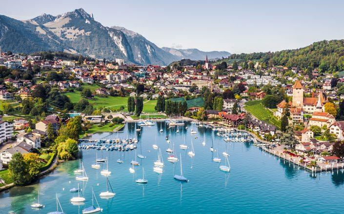 Switzerland (Credit: iStock)