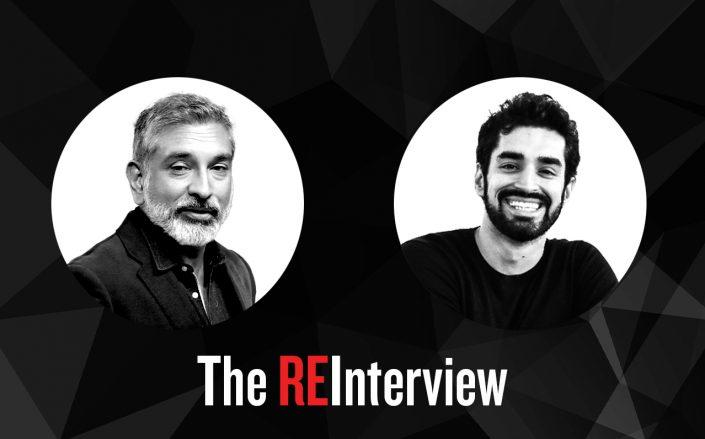 Vishaan Chakrabarti of Practice for Architecture and Urbanism and Hiten Samtani of The Real Deal (Getty)