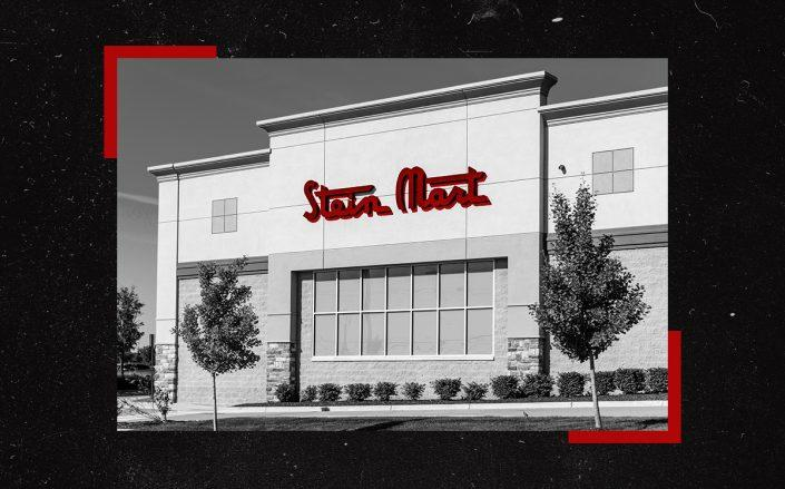 A Stein Mart location (Getty, iStock)