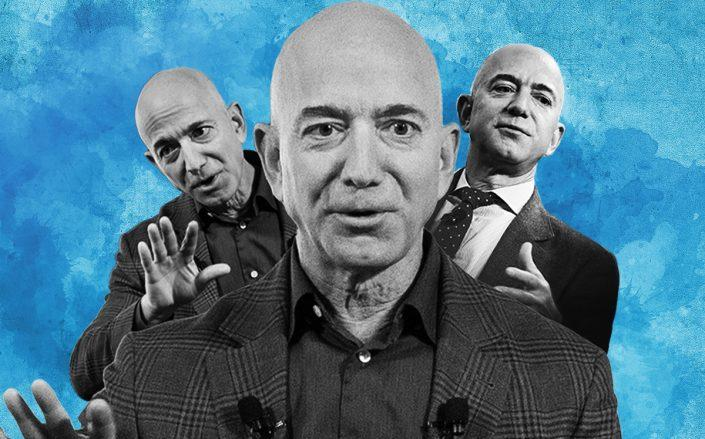 Jeff Bezos (Getty)