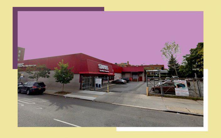 2870 Ocean Avenue in Brooklyn (Google Maps)
