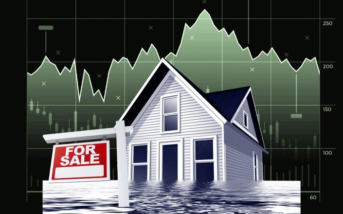 Real estate websites are facing that question when it comes to disclosing a property's flood risk. (iStock)