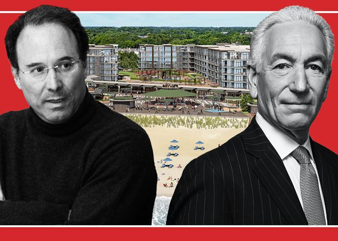 Kushner Cos. buys Gary Barnett out of development...