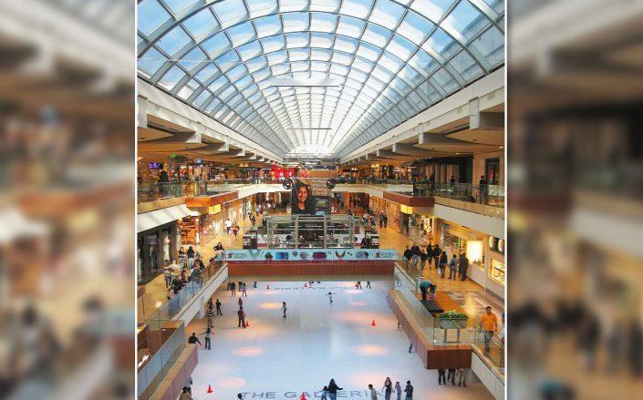 The Galleria, Houston, Texas (Credit: Wikipedia)