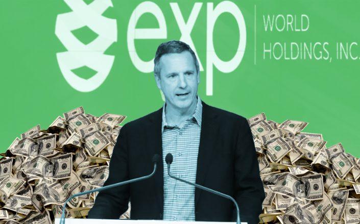 eXp Realty founder and CEO Glenn Sanford (Image via eXp)