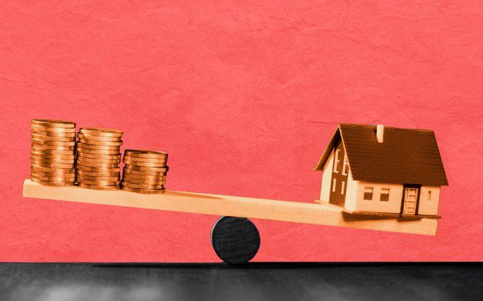 Home sale price declines are expected for July, after a recent bump, according to a CoreLogic report. (iStock)