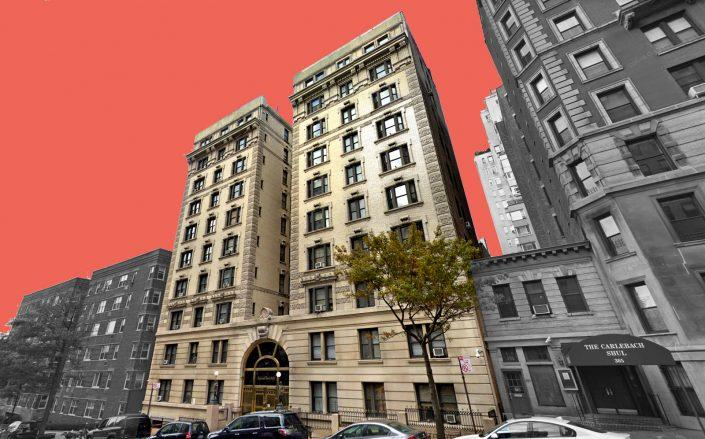 Imperial Hotel at 307 West 97 Street (Photo via Google Maps)