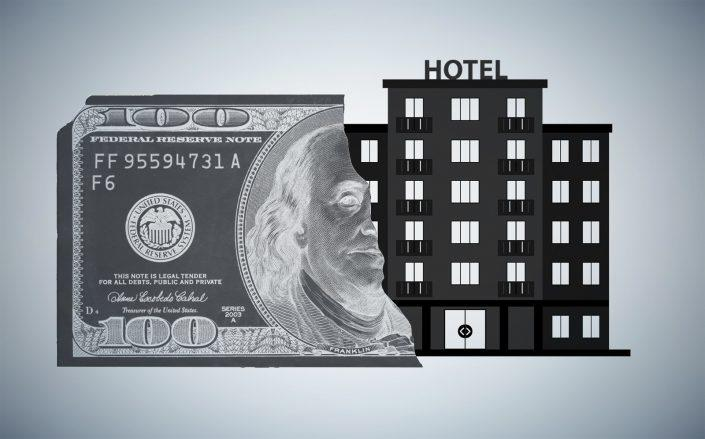 Foreclosures may be on the horizon for New York City's hotel market, where there's nearly $1.5 billion in unpaid CMBS debt. (iStock)