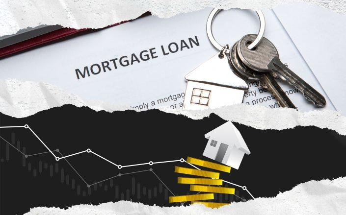 The weekly survey tracking purchase loans saw a seasonally adjusted decline of 2 percent in the final week of July. (iStock)