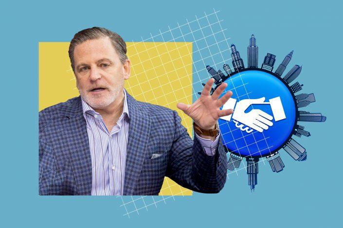 Retail landlords such as  Dan Gilbert are offering their tenants additional concessions to keep them on the rent roll (Getty, iStock)