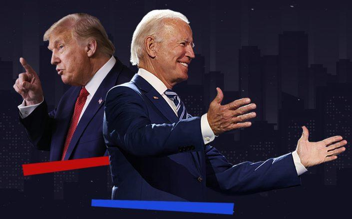 President Donald Trump and Joseph Biden (Getty, iStock)