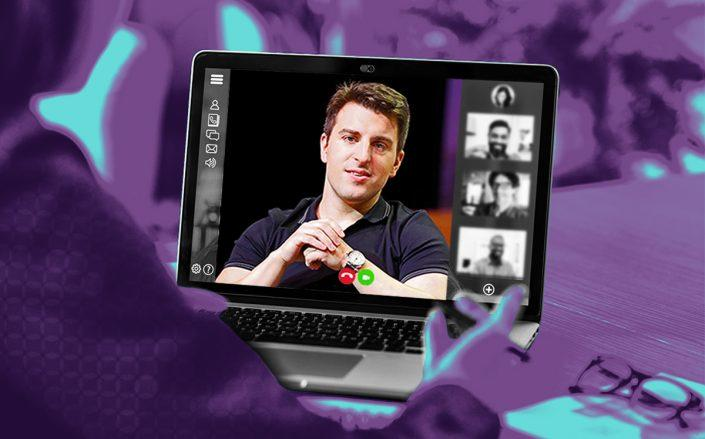 Airbnb's Brian Chesky (Getty, iStock)