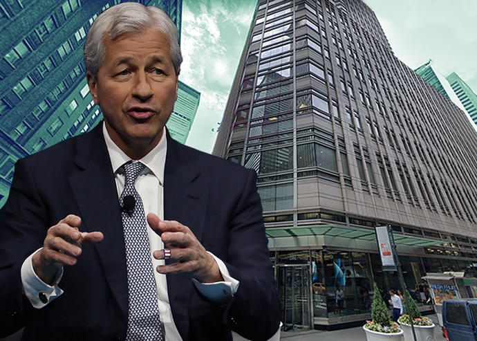 JPMorgan suffers setback in return to office  image