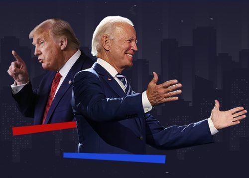 President Donald Trump and Joseph Biden (Getty, iStock)