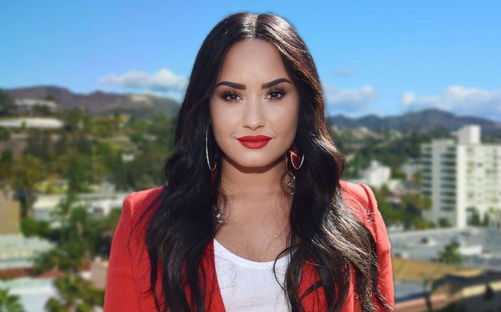 Demi Lovato (Credit: Kevin Mazur/Getty Images)