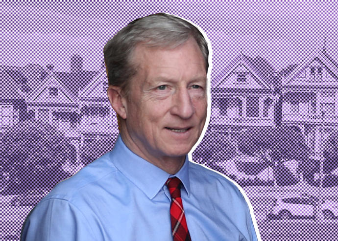 therealdeal.com - Kevin Rebong - Tom Steyer Lists San Francisco Home For $11M