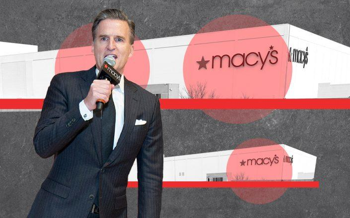 Macy's CEO Jeff Gennette (Getty Images)