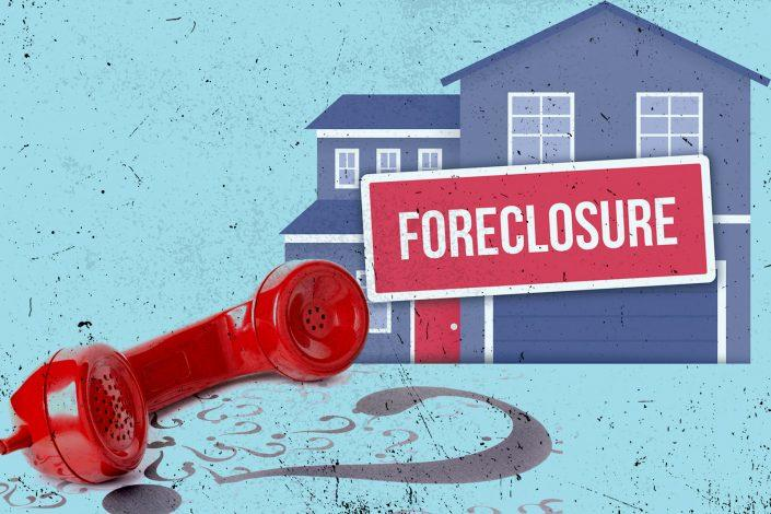A million homeowners haven't requested forbearance on their mortgages — and are now at risk for foreclosure and eviction. (iStock)