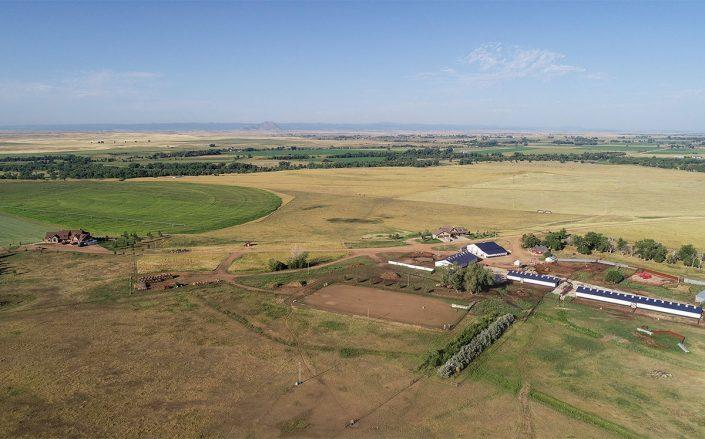 The 50K-acre South Dakota ranch (Credit: Hall and Hall)