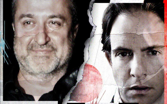 Serdar Bilgili and Michael Shvo (Illustration by Paul Dilakian for The Real Deal)
