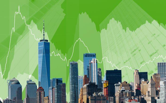 Manhattan office real estate market is getting hit by subleasing (iStock)