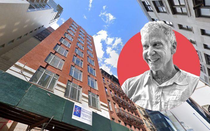 305 East 61st Street and Jason Carter of Carter Management Corp. (Google Maps; Carter Management Corp.)