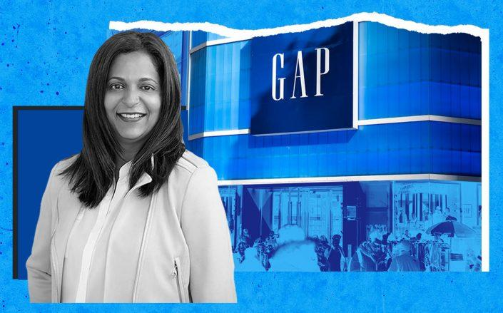 Gap CEO Sonia Syngal (Getty)