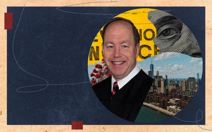 Judge David Zuckerman (iStock)