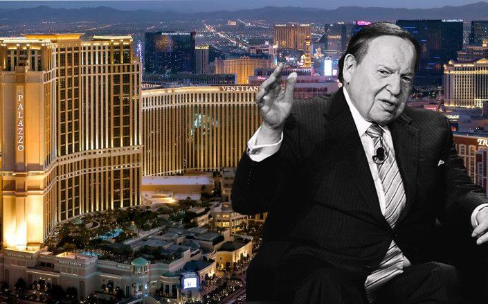 Sheldon Adelson and the Venetian (Getty, The Venetian Resort® Las Vegas)