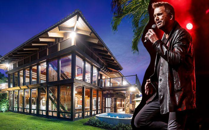 Willy Chirino and 4400 Island Road (Getty, Top Photography)