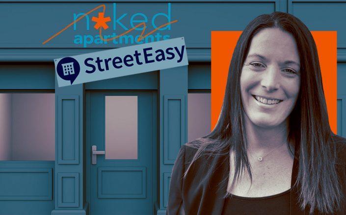 StreetEasy GM Caroline Burton (iStock, Linkedin)