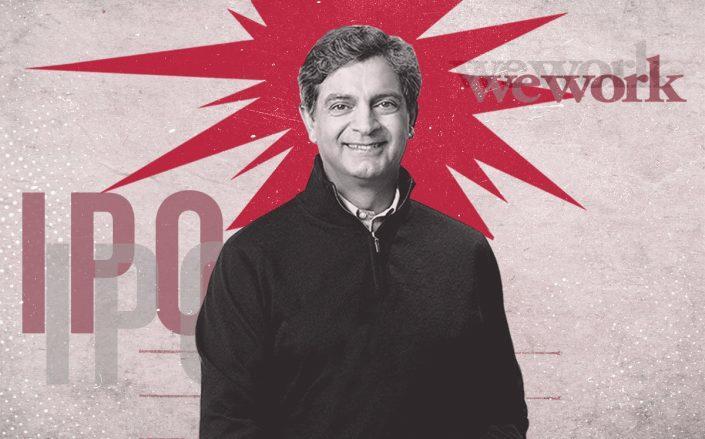 Sandeep Mathrani (WeWork)