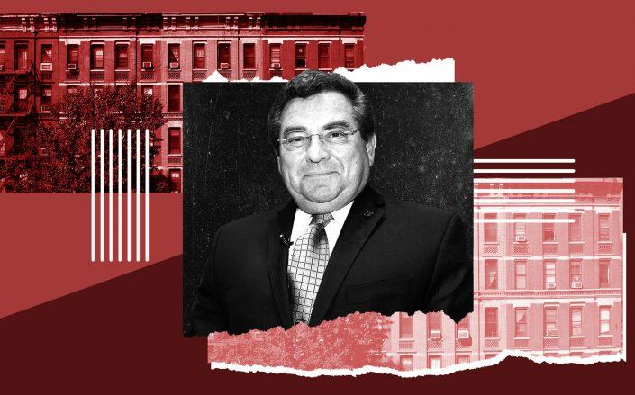 New York Community Bank president Joseph Ficalora (Facebook; iStock)