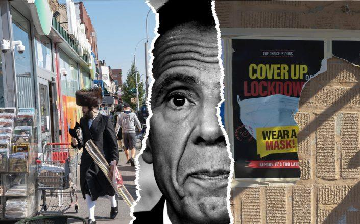 The real estate industry was largely supportive of Gov. Andrew Cuomo's move to restrict gatherings, services in Covid hot spots, while business owners expressed frustration. (Getty)