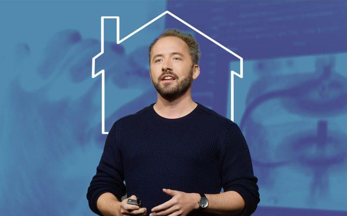Dropbox CEO Drew Houston (Getty)