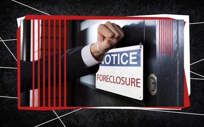 New foreclosure filings are rising again as limits are lifted (iStock)