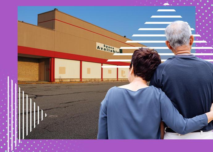 Closed Malls Repurposed As Senior Housing Trend