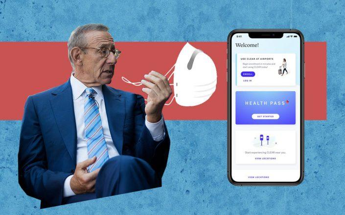 Related chairman Stephen Ross (Getty; iStock; Health Pass)