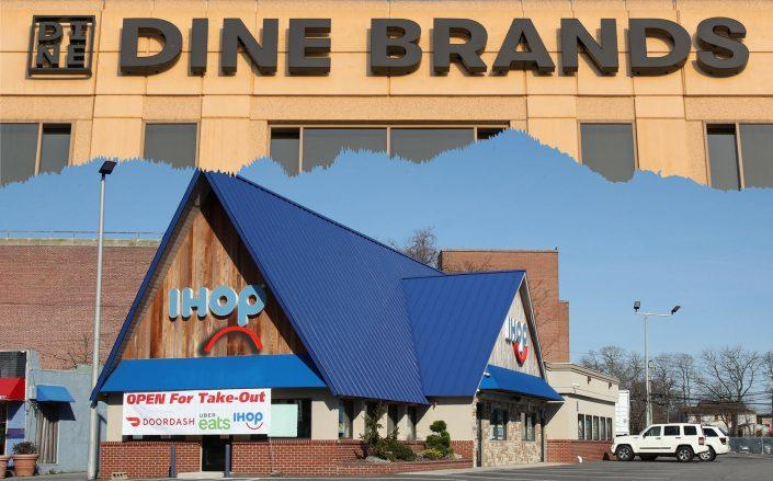 Up to 100 IHOP restaurants could close, said parent company Dine Brands Global, after third-quarter sales fell 19 percent. (Getty)