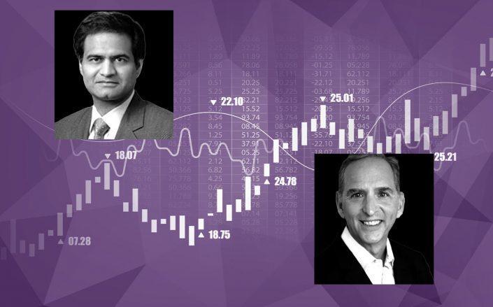 Caliber Home Loans CEO Sanjiv Das and AmeriHome CEO Jim Furash (Photos via Caliber Home Loans; AmeriHome; iStock)