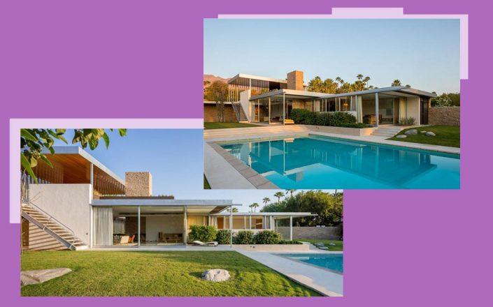 Kaufmann Desert House (Courtesy Coastal Luxury Living)